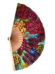 Abanico Lluvia de Rosas TG
